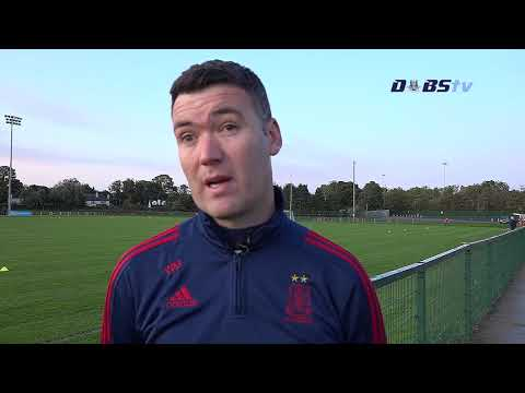 Dubs TV visits Cuala's camp ahead of 2019 County Final