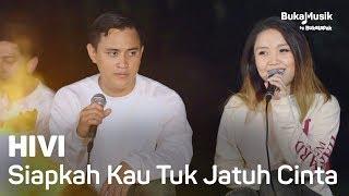Download Lagu HIVI - Siapkah Kau Tuk Jatuh Cinta Lagi (with Lyrics) | BukaMusik Gratis STAFABAND