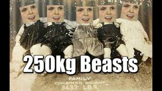 The Run Of 250kg Beasts (DreamLeague Season 10 Open Qualifier)