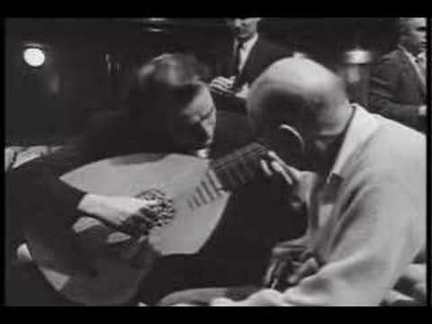 Julian Bream plays for Stravinsky (vaimusic.com)