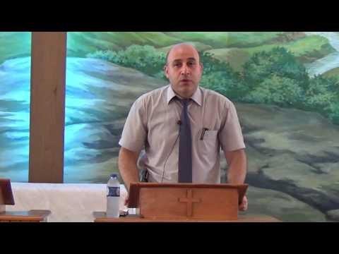 Hristiyan Vaaz - Gedikpaşa İncil Kilisesi - 2017 Temmuz 23 - K. Atılmış - V20170723