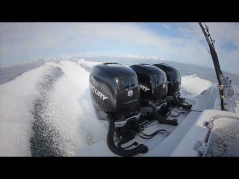 Mercury Marine changes the boating industry with a portfolio of new technology
