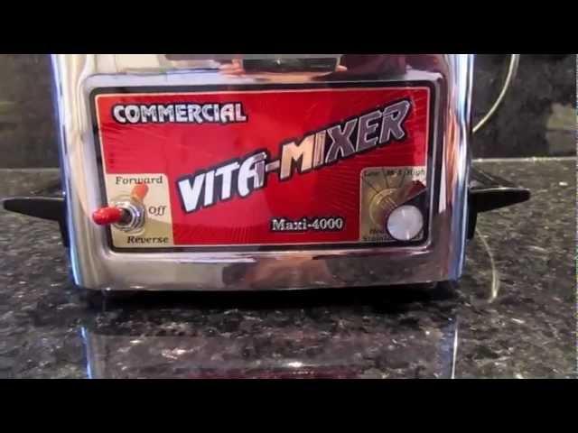 Vita-mix Commercial Maxi-4000 Blender
