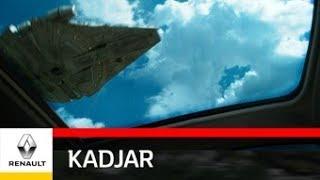 SOLO: A STAR WARS STORY- Renault KADJAR Panoramic Glass Sunroof