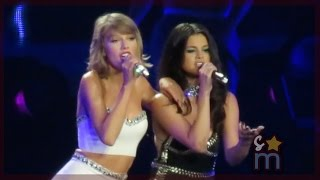 Taylor Swift & Selena Gomez -