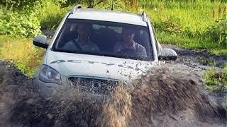 OFFROAD SSANGYONG Actyon 2.0TD AT6 4WD