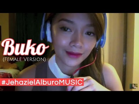 Buko (female Version) - Lyrics & Cover By Jehaziel Alburo video