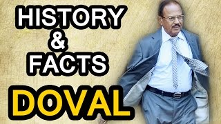 Unknown Facts & Fabulous History of NSA Ajit Doval