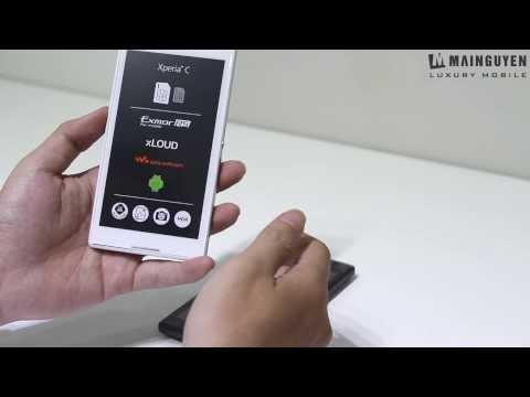 Game | Khui hộp Sony Xperia C 2 Sim 2 Sóng www.mainguyen.vn | Khui hop Sony Xperia C 2 Sim 2 Song www.mainguyen.vn