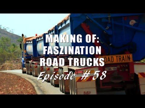 Episode #58, Making Of: Faszination Road Train, Australien in 100 Tagen
