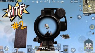 Pubg mobile WTF? | Funny and epic moments | play games mz | LoL 😂🤣😅