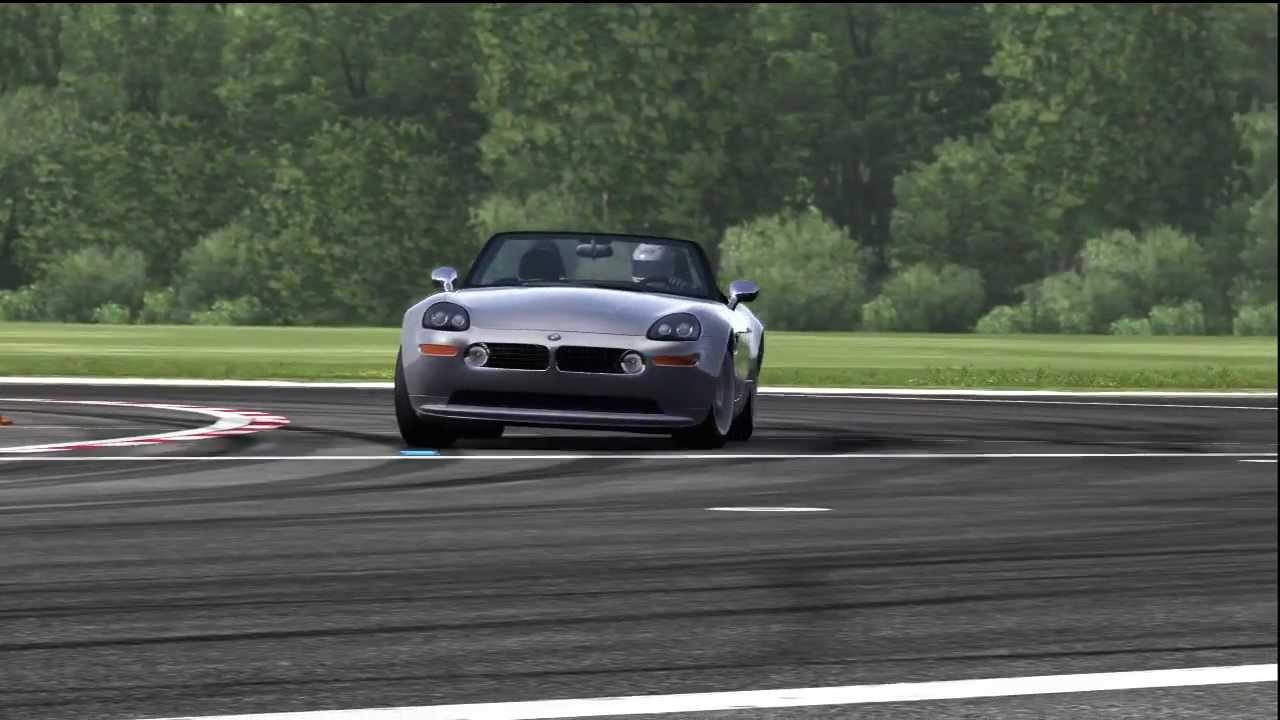 Bmw Z8 Top Gear Track Youtube