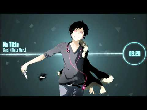 【Lightcore】No Title - Reol [Male Ver.]