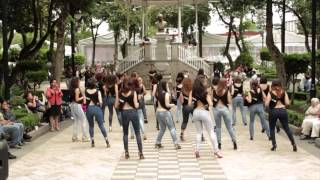Kizomba Woman, Flash Mob de Kizomba Lady Style   (Official Video)