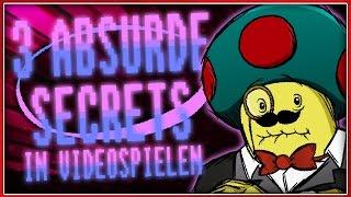 3 Absurd Umständliche Secrets... in Videospielen! | MythosOfIrgendwasing