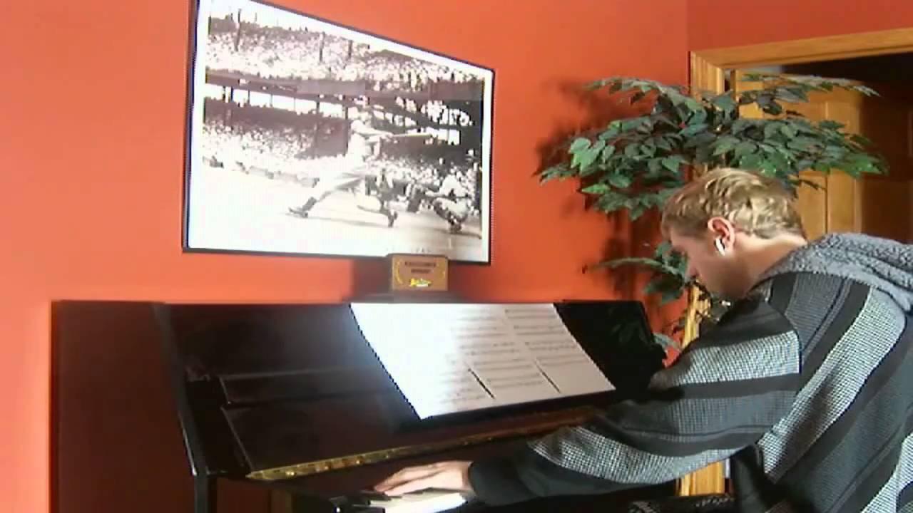 how to play unforgotten halo 3 piano