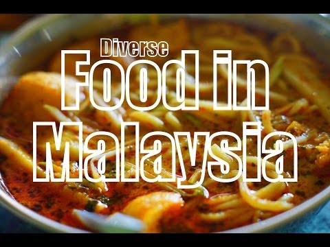 Malaysia Cuisine : An Introduction To Malaysian Food video