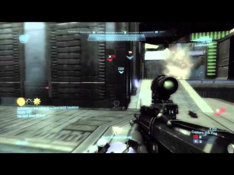 WBR :: A Halo Reach 100% Dubstep Montage