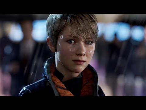Detroit: Become Human - INSANE Single Player Game | 15 Minutes of Gameplay Trailer (PlayStation 4)
