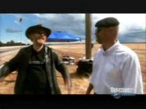 Mythbusters Rocket Car vs Traffic Speed Camera