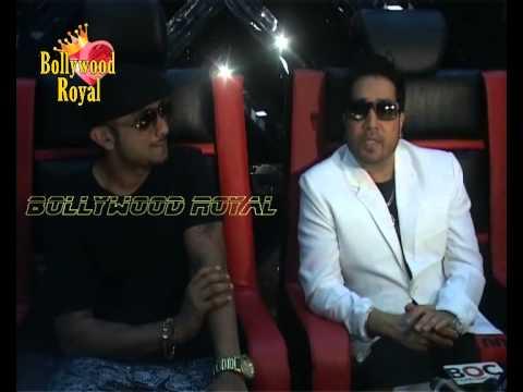 YoYo Honey Singh & Mika with DJ Suketu at Indias Raw Star