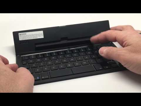 ZAGG Pocket Keyboard for Apple Products