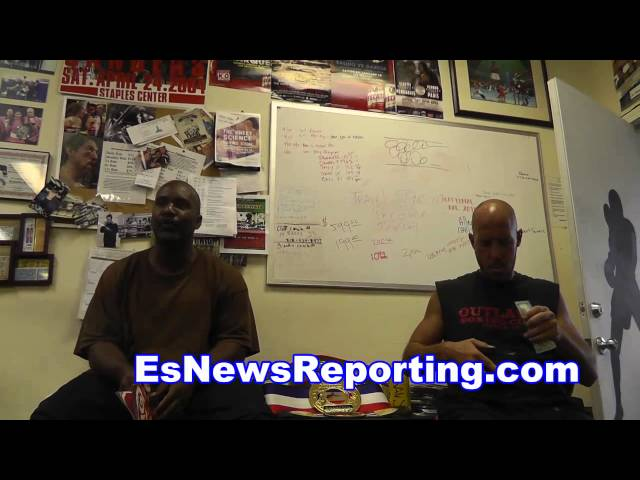 manny pacquiao vs canelo trainers break it down - EsNews boxing