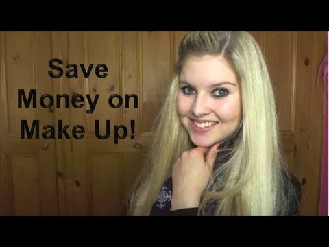 10 Ways to Save Money on Make Up