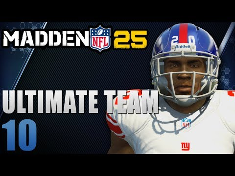 Madden 25 Ultimate Team Next-Gen : Conference Championship Game!!!!! Ep.10