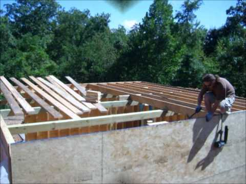 Building An Underground Shelter On A Budget 1 6 Youtube