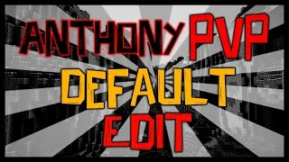 MINECRAFT PVP TEXTURE PACK - DEFAULT EDIT! NO LAG 1.7.X/1.8.X