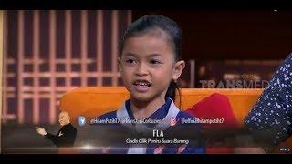 Fla, Gadis Cilik PENIRU Suara Burung | HITAM PUTIH (11/09/18) 3-4