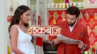 Ishqbaaz | 28th September 2016 | Anika & Shivaay Turn FRIENDS