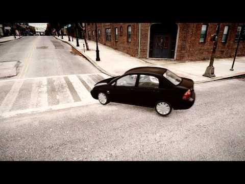 GTA IV 2002 Suzuki Liana GLX