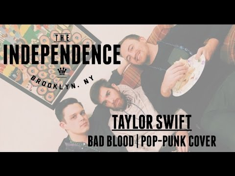 Taylor Swift - Bad Blood (Pop-Punk Cover)
