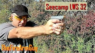 Seecamp LWS 32 - Range Review - TheFireArmGuy