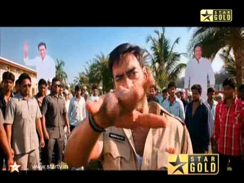 Singham's Marathi Dialogues video