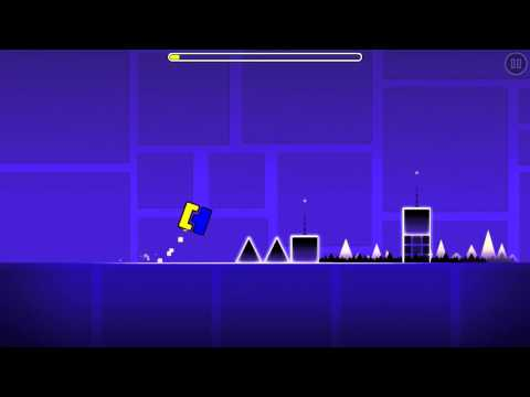 IOS + Android App Review: Geometry Dash