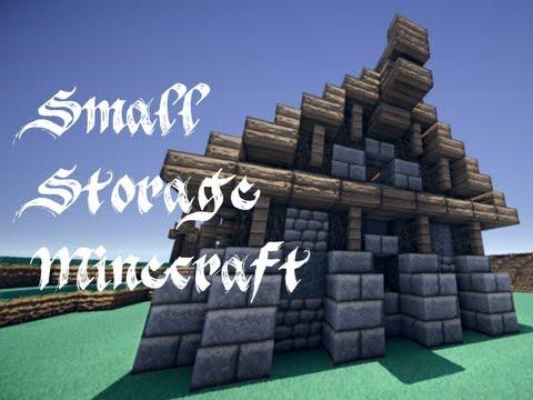 Minecraft Small Storage