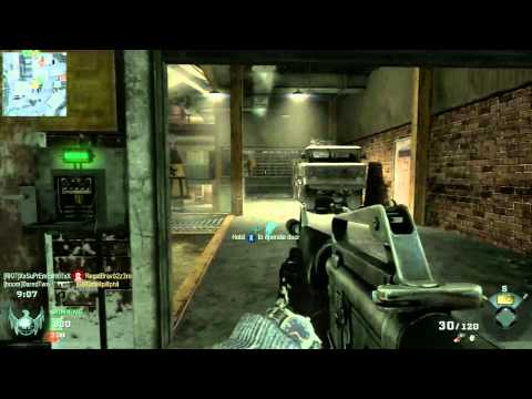 GamesMaster Black Ops Escalation Map Pack Tips - Stockpile