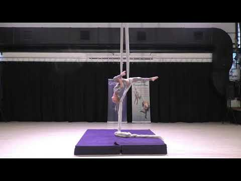 Майя Ануфриева - Catwalk Dance Fest [pole dance, aerial]  30.04.18.
