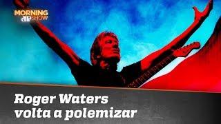 Entre vaias e aplausos, Roger Waters volta a polemizar em 2º show em SP