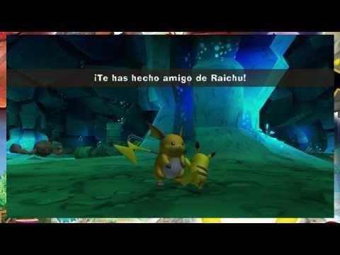PokéPark Wii - La gran aventura de Pikachu Capítulo 5 (En Vivo)