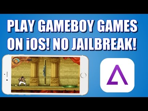 How To Install GBA4iOS - No Jailbreak!   Gameboy Emulator For iOS!   NEW