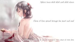 Yaya Moua - Nplaim taws hlub (Lyrics/Engsub/Frsub)