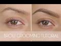 Eyebrow Grooming Tutorial In 6 Steps | Shonagh Scott | ShowMe MakeUp