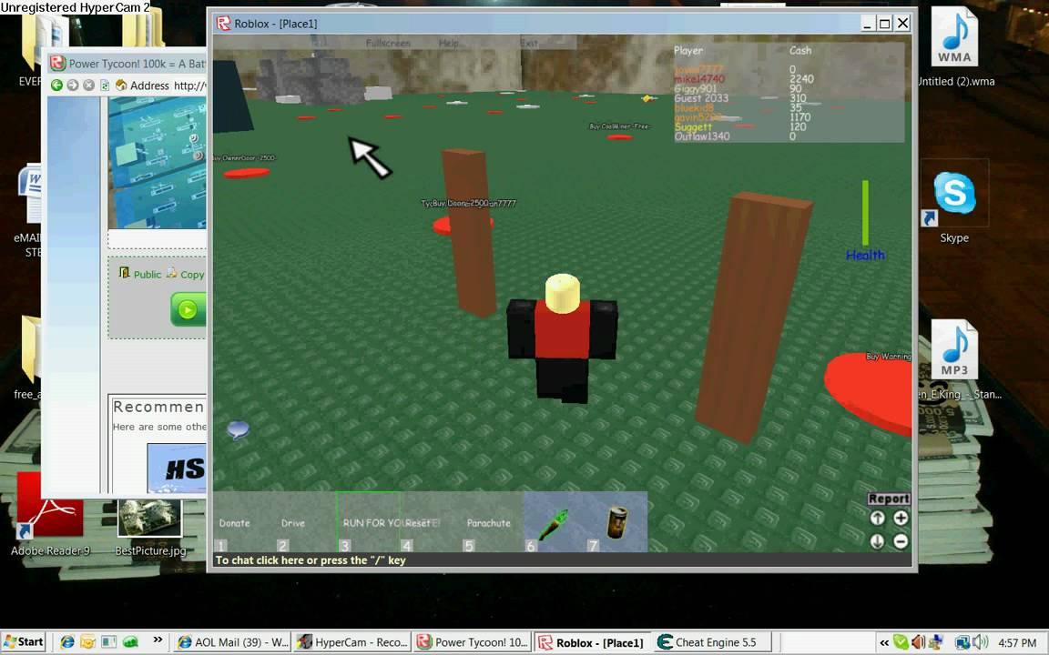 how to get money roblox cheat