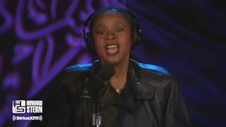 Robin Quivers' Blindfolded Foot Rub Challenge (1997)