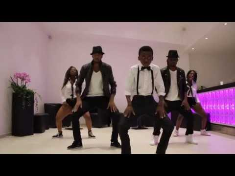 Dany, Nat & Lionel - Personally - P-square video