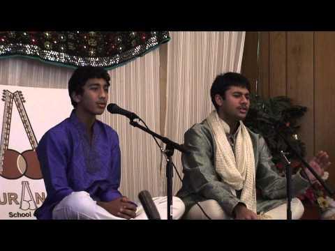 Raag Vrindavani Sarang by Rishabh & Adnaan